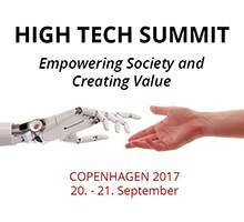High Tech Summit at DTU - Sign up now