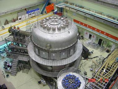 Fusion Reactor News China