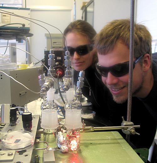 Photocatalysis for water splitting - DTU Physics