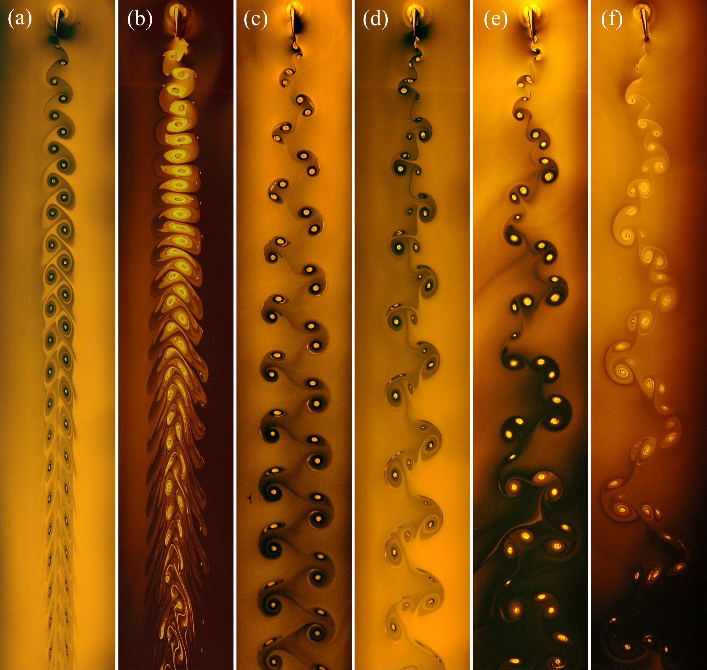 Instabilities and Structures in Free Surface Flows - DTU Physics